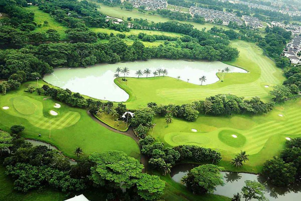 Fairway Place Golf Residence with Golf View Kota Modern