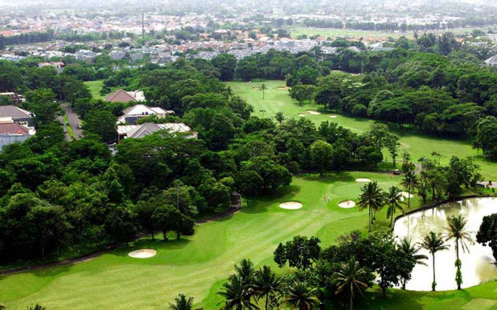 Apartemen 1 Bedroom Golf View Fariway Place Golf Residence View Lapangan Golf Best